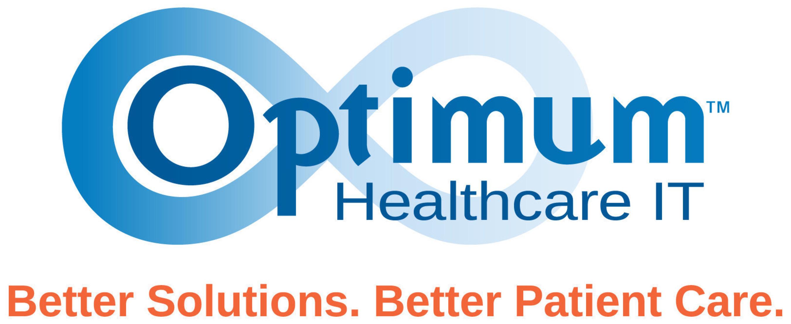 Optimum Healthcare IT Logo