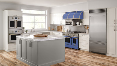 BlueStar(R), manufacturer of customizable, commercial-style appliances for the home, introduces its first-ever Built-In Refrigeration Line, featuring top performance and unmatched customization for a seriously fresh take on premium food preservation that redefines the art of cooling.