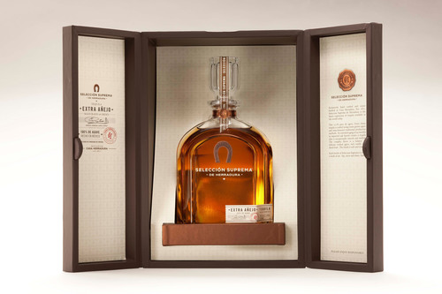 Herradura Updates Its Extra-Anejo Seleccion Suprema Tequila Bottle And Package