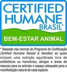 Ecoterra - a primeira empresa do Chile a obter a certificação de bem-estar animal Certified Humane®