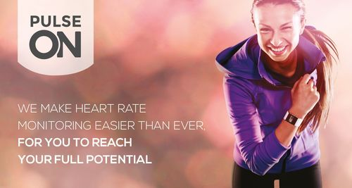 PulseOn – the Wearable Heart Rate Monitor that Goes Beyond Tracking (PRNewsFoto/PulseOn)
