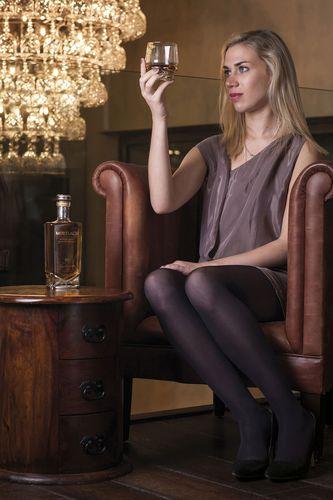 Georgie Bell, Global Brand Ambassador for Mortlach and Scotch whisky expert (PRNewsFoto/Diageo GTME)