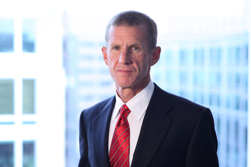 Siemens Government Technologies, Inc. Chairman of the Board General Stanley McChrystal.  (PRNewsFoto/Siemens ...