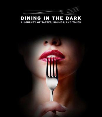 Dark Dining Masquerade Ball image.  (PRNewsFoto/Chef Adrianne Calvo)