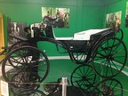 "The Original screen-used ""Horse of a Different Color"" Carriage from ""Wizard of Oz"" accepting offers!"