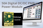 Easy-to-use ISL8272M provides PMBus-enabled advanced power management point-of-load solution for FPGAs, processors and memory