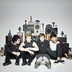5 SECONDS OF SUMMER ANNOUNCE THE 'ROCK OUT WITH YOUR SOCKS OUT TOUR' FOR SUMMER 2015 (PRNewsFoto/Live Nation Entertainment)