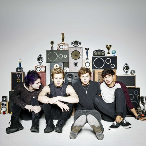 5 SECONDS OF SUMMER ANNOUNCE THE 'ROCK OUT WITH YOUR SOCKS OUT TOUR' FOR SUMMER 2015 (PRNewsFoto/Live ...