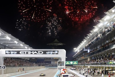 Yas Marina Circuit announces that tickets for the 2016 FORMULA 1 ETIHAD AIRWAYS ABU DHABI GRAND PRIX are now on sale (PRNewsFoto/Yas Marina Circuit)