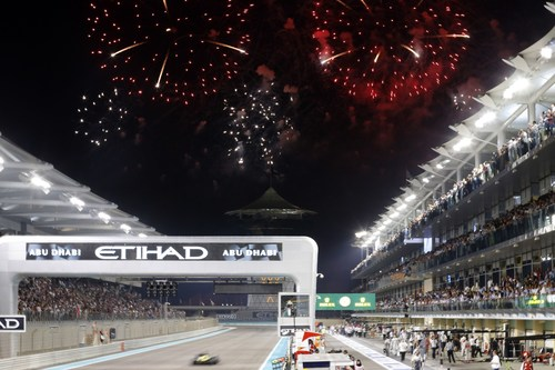 Yas Marina Circuit announces that tickets for the 2016 FORMULA 1 ETIHAD AIRWAYS ABU DHABI GRAND PRIX are now on  ...