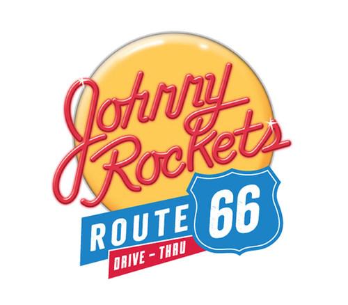 Johnny Rockets Route 66 Logo. (PRNewsFoto/Johnny Rockets)