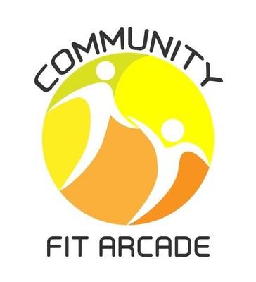 Community Fit Arcade logo