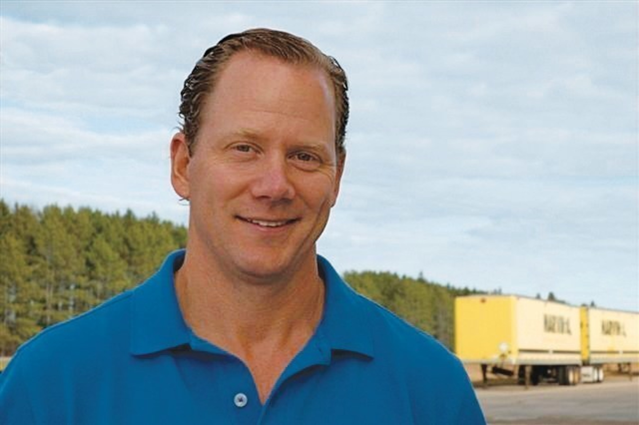 Dan Marvin was recently named Vice President of Business Development for the Marvin Companies