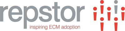 Repstor Logo (PRNewsFoto/Repstor Ltd)