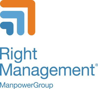 Right Management (PRNewsFoto/ManpowerGroup) (PRNewsFoto/MANPOWERGROUP)