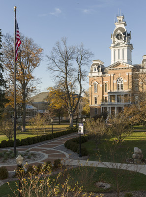 Hillsdale College in Hillsdale, Mich. ranked as one of the nation's best liberal arts colleges.