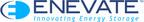 ENEVATE CORPORATION LOGO  Enevate Corporation - Innovating Energy Storage.  (PRNewsFoto/Enevate Corporation) IRVINE, CA UNITED STATES