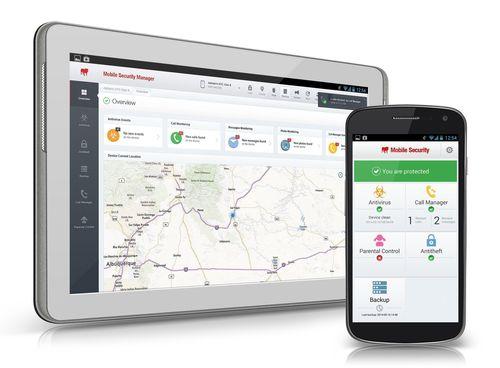 BullGuard Mobile Security (PRNewsFoto/BullGuard)
