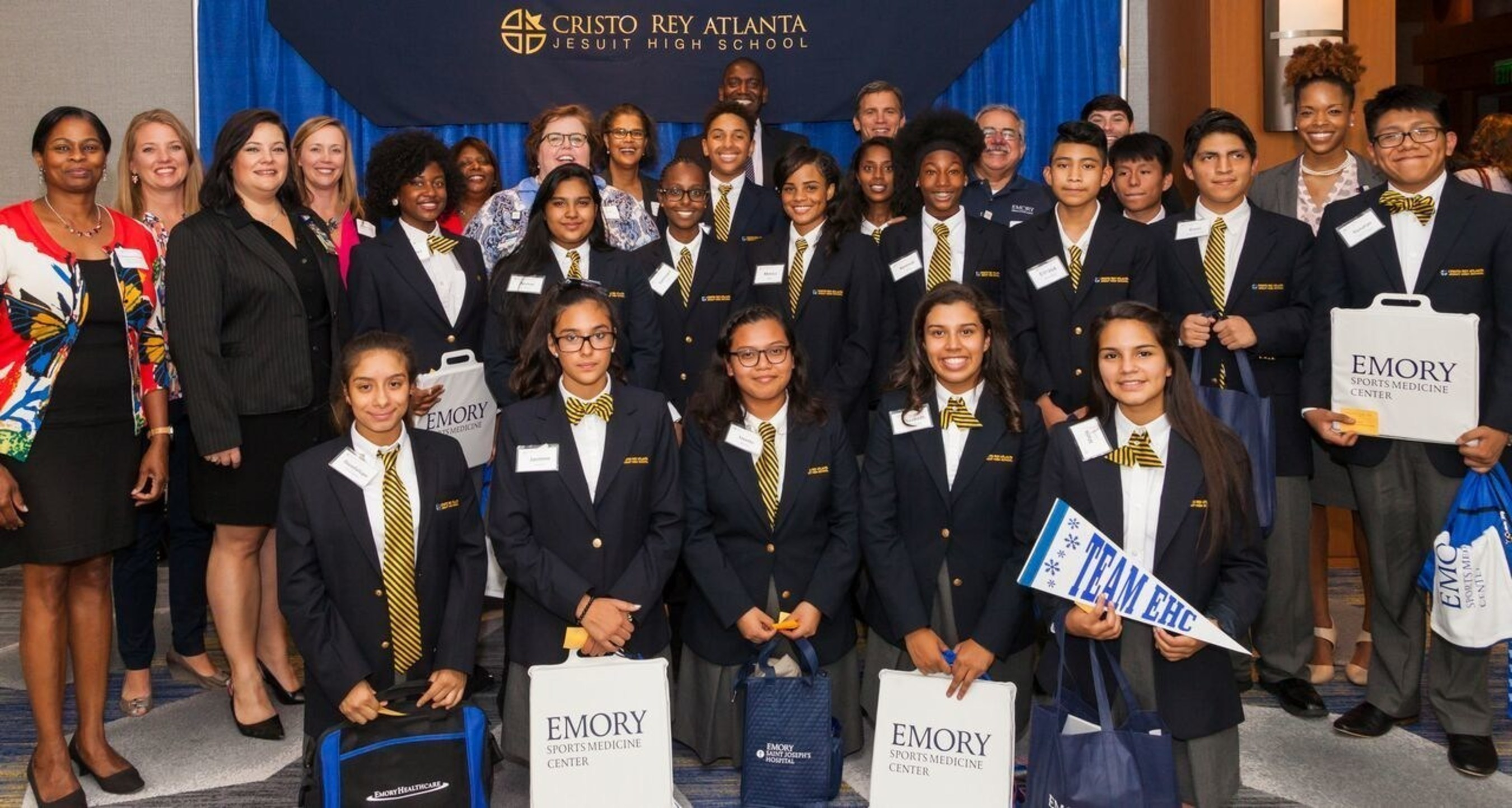 Image result for cristo rey atlanta high school