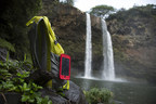 LIFEACTIV universal mount belt clip secures smartphones to the outside pocket at school and on adventures.