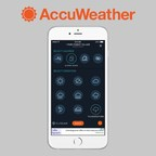 AccuWeather Launches App for iPhone, iPad, and iPod Touch with iOS 10 Update, Providing Best-in-Class Weather Experience