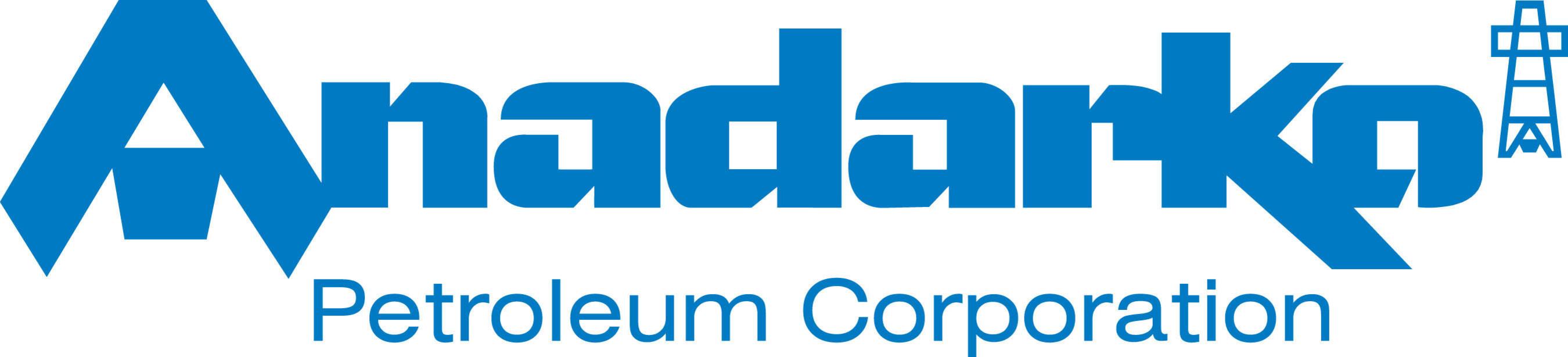 Anadarko Petroleum Corp. Logo (PRNewsFoto/Anadarko Petroleum Corp.)