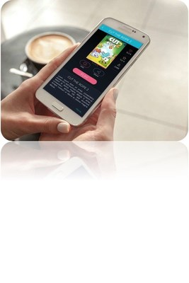 Gameasy: Play anytime, anywhere and on any device. (PRNewsFoto/Gameasy)