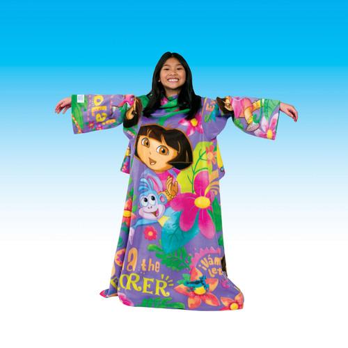 'SNUGGIE' Up With Dora the Explorer & SpongeBob SquarePants This Fall!