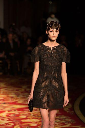 Materialise 3D Printed Dress (PRNewsFoto/Stratasys Ltd.)