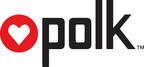 The new Polk Audio logo. www.polkaudio.com.  (PRNewsFoto/Polk Audio)