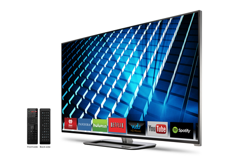 VIZIO Launches Beautifully Smart 2014 M-Series HDTV Collection with Full-Array LED Backlighting and Up to 36 ...