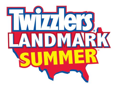 Twizzlers(R) Landmark Summer(TM) Promotion Logo.  (PRNewsFoto/Twizzlers)