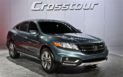 Benson Honda has received the 2013 Honda Crosstour and Odyssey.  (PRNewsFoto/Benson Honda)