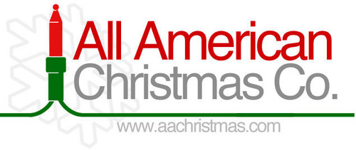 All American Christmas Company is now offering their giant selection of Christmas lights including LED Christmas Lights and small Christmas lights online at http://www.aachristmas.com.  (PRNewsFoto/All American Christmas Company)