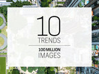 Shutterstock Celebrates 100 Million Images Milestone and Releases Top Ten Trends Report