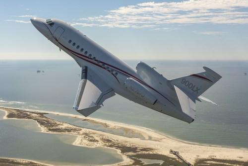 Dassault Aviation to Present Long Range Falcon 900LX at the International Marrakech Air Show (PRNewsFoto/Dassault Aviation)