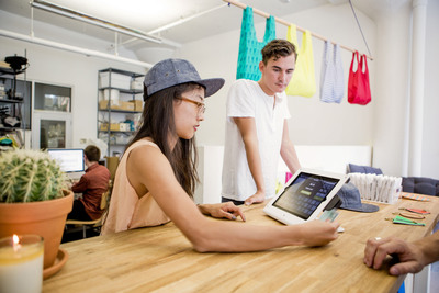 Makers relying on ShopKeep POS to ring up sales.  (PRNewsFoto/ShopKeep POS)