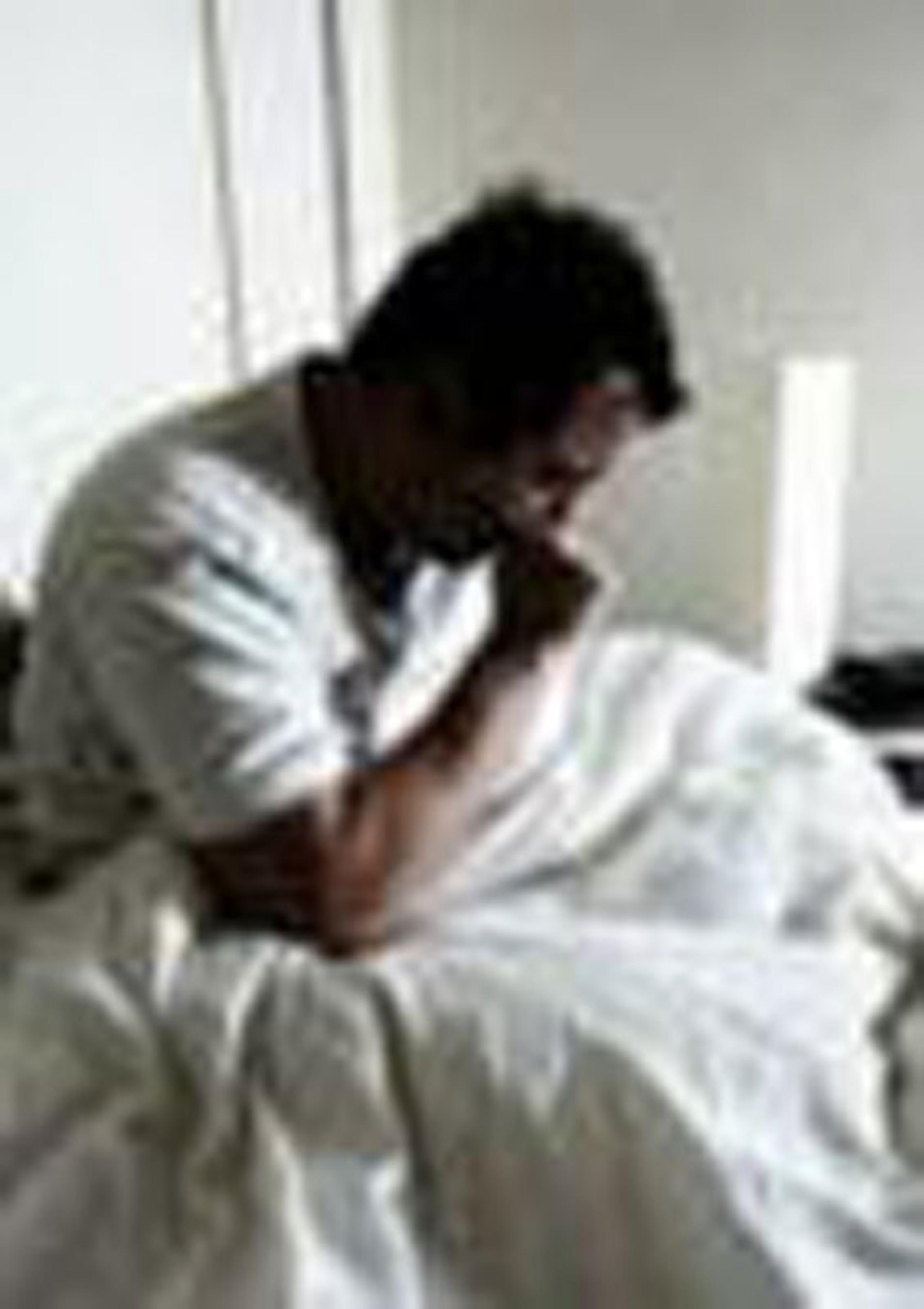 Mesothelioma Victim.  (PRNewsFoto/Mesothelioma Compensation Center)