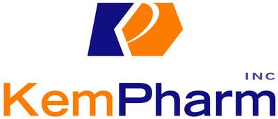 KemPharm logo.  (PRNewsFoto/KemPharm, Inc.)