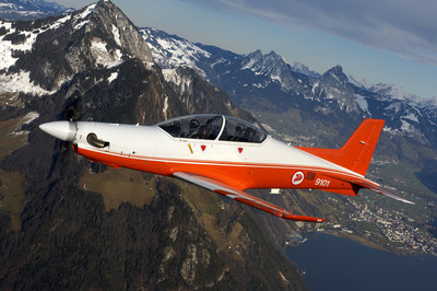 Lockheed Martin and teammates Pilatus Aircraft and Hawker Pacific have delivered 50,000 flying hours and trained more than 300 pilots for the Republic of Singapore Air Force (RSAF) Basic Wings Course (BWC) program since 2008.