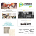 The latest new features from PhotoBiz (PRNewsFoto/PhotoBiz)
