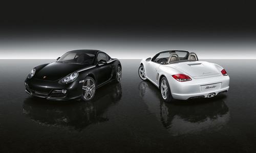 Porsche Boxster and Cayman Receive 2011 AUTOMOBILE Magazine All-Star Award