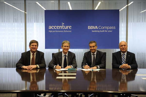 BBVA Selects Accenture's Alnova Banking Solution to Support Aggressive U.S. Technology