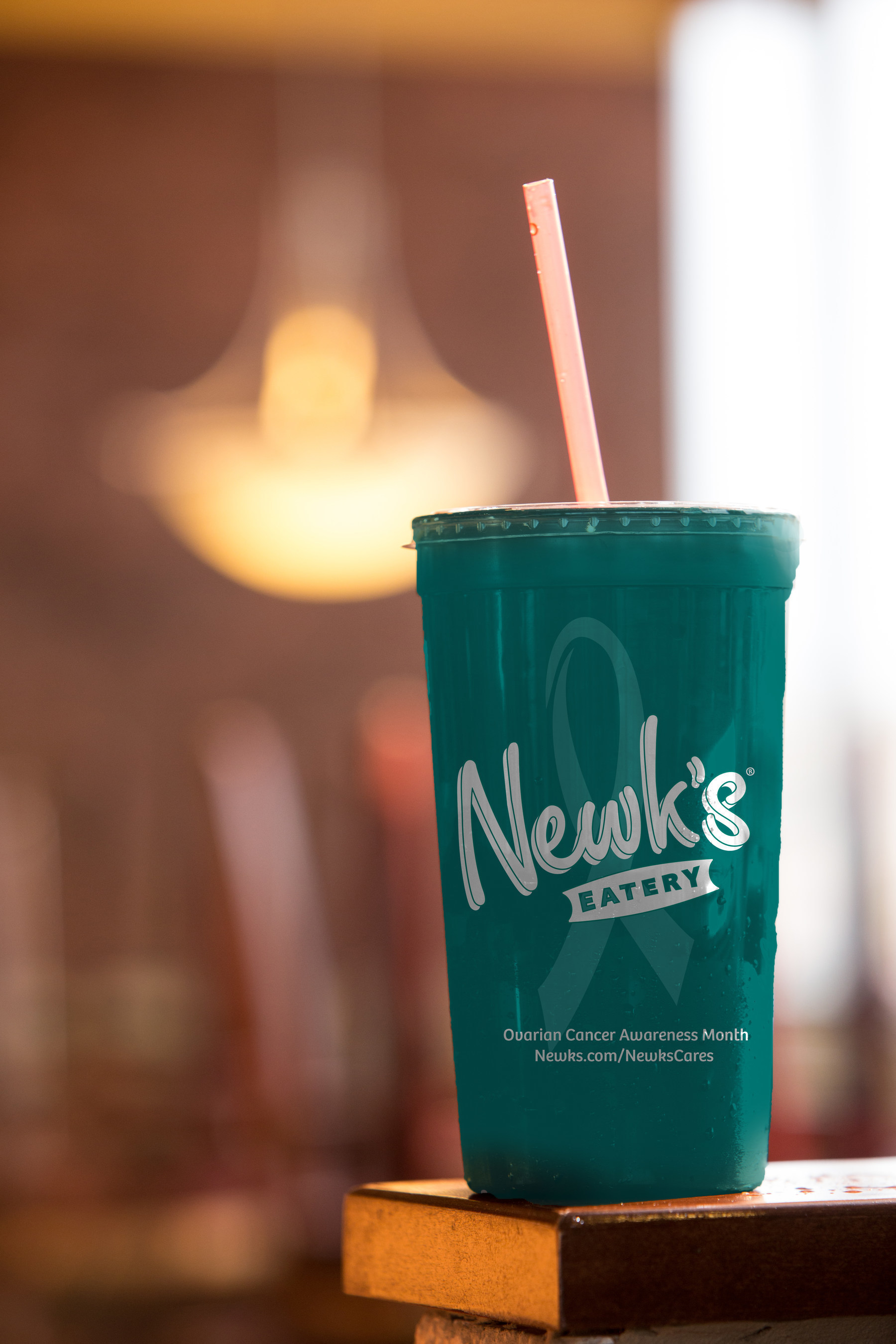 'Newk's Cares' Campaign Places Women's Health Front And Center In Honor Of Ovarian Cancer Awareness