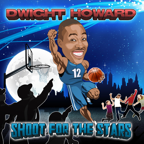 NBA All-Star Dwight Howard Launches Debut Album 'Shoot For The Stars'.  (PRNewsFoto/Razor & Tie)