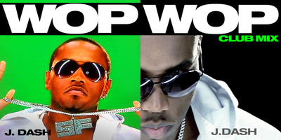 "Stereofame Records presents the iTunes' Top 100 Hip/Hop charting single release, ""WOP"" (Official  Version) & ""WOP"" (Club Mix) by J. Dash. As reported by Mediabase, ""WOP"" is the #1 song in the country by an independent record label.  (PRNewsFoto/Stereofame)"