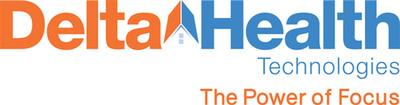 Delta Health Technologies logo. (PRNewsFoto/Delta Health Technologies, LLC)