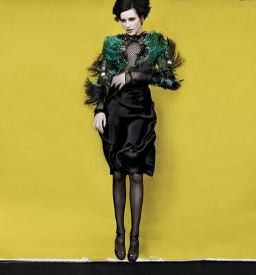 Gucci NM AOF Fall 2013.  (PRNewsFoto/Neiman Marcus, Sarah Moon)