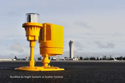 Xsight Systems' technology is the only automated FOD detection solution operational in the United States, currently in Boston Logan International Airport and Seattle-Tacoma International Airport.