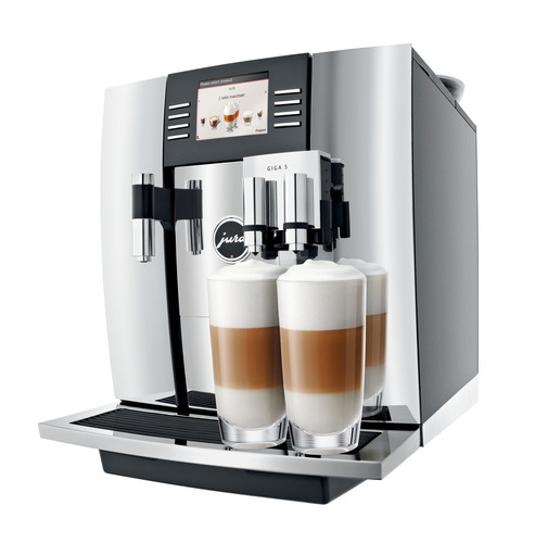 Jura GIGA 5: A New Luxury Super-Premium Niche in Home Coffee Brewing